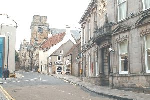 One of the attacks took place at Kirk Wynd,. Kirkcaldy