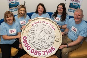 The Money Talk Team has helped save families thousands of pounds.