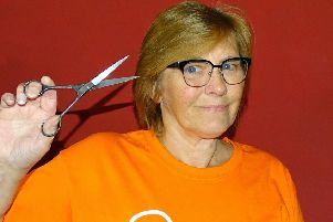 Linda Johnstone is hold the fundraising event in support of Myeloma UK