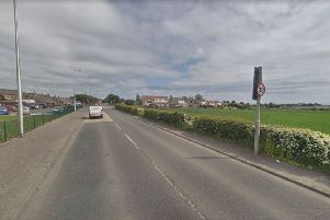 The body was discovered near Methil. Picture: Google