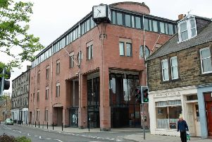 Midlothian Council Building