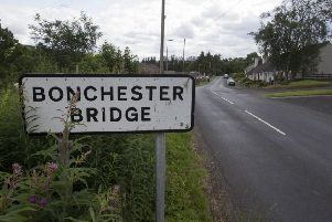 Bonchester Bridge.