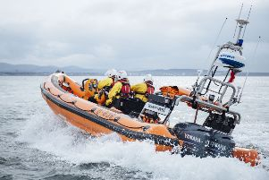 Kinghorn RNLI Lifeboat volunteers will host a Fish Supper event on October 5