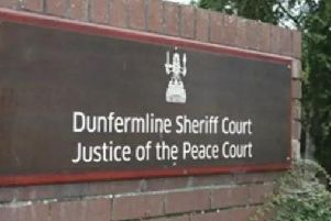 Andrew Leitch appeared at Dunfermline Sheriff Court.
