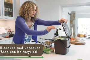 Fife Council has released a new video to encourage people to recycle their food and garden waste