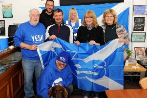 The Yes Hub marks the first year in operation.
