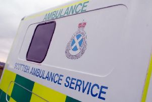 The Scottish Ambulance Service are set to apologise to the man.