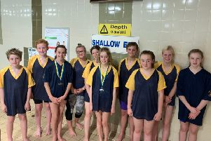 Cupar and District Swimming Club.
