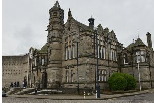 Mark Robb appeared at Kirkcaldy Sheriff Court.