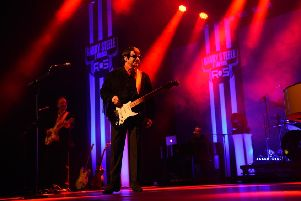 Barry Steele will take to the stage as Roy Orbison at Rothes Halls in Glenrothes on November 8.