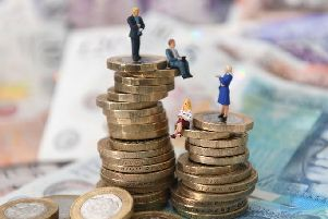 The 50 plus age group have not seen the same changes younger employees have in the gender pay gap situation.