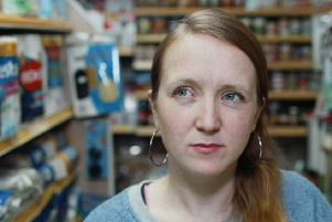 Award-winning poet Hollie McNish