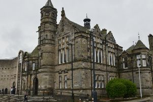 Kirkcaldy Sheriff Court Town Square Kirkcaldy 22 March 17
