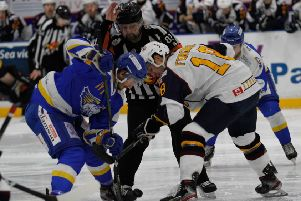 Fife Flyers v Guildford Flames (Pic: Jillian McFarlane)