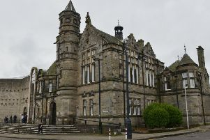 Alcock and McPhee appeared at Kirkcaldy Sheriff Court.