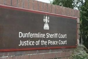 Sullivan appeared at Dunfermline Sheriff Court.