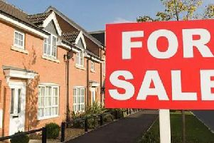 Houses for sale.
