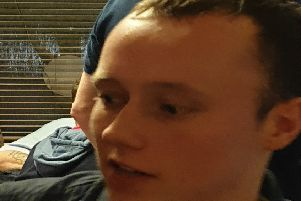 Aaron Hickman - missing from Cardenden