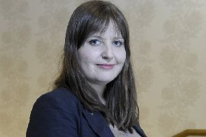Cllr Kate Campbell'. Photo by Neil Hanna.