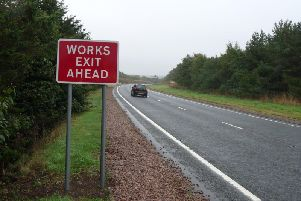 The A90 Ellon Bypass