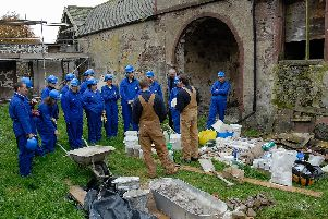 The course will focus on mixing lime mortar, as well as the skills and techniques involved in its use in a wide range of applications, including pointing and harling.