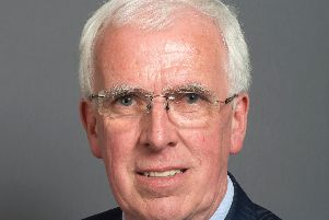 Councillor Jim Gifford claims Aberdeenshire is the third worst funding council in Scotland