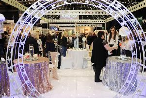 More than 170 talented and creative exhibitors will bring a variety of wedding trends to the North East