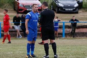 Watt netted both in a 2-1 away League Cup win over Carluke in July and one in a 3-0 home league win in September