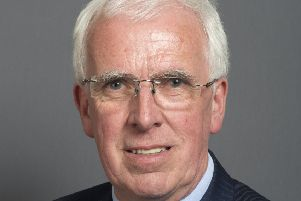 Council leader Jim Gifford said it had been 'the hardest budget' to set