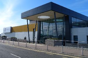 North East Scotland College in Fraserburgh.