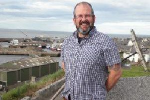 Scottish Conservatives candidate Mark Findlater