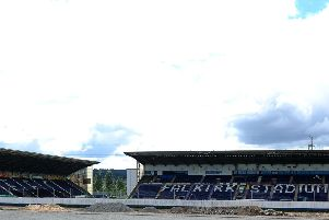 Falkirk are still subject to ownership interest. Picture: Michael Gillen.
