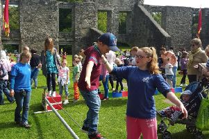 There's guaranteed to be plenty of fun for all the family at this year's Wild About Aden event at Mintlaw