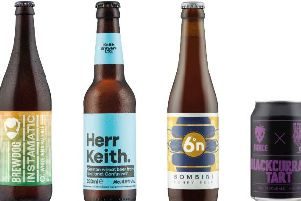 Four Shire breweries will showcase their products at this year's Isle of Ale Festival.