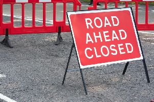 Aroad closure will be in place on the High Street between Broad Street and Cross Street