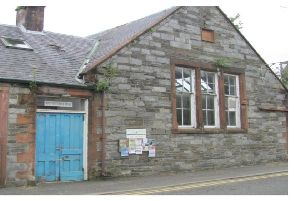 Waverley Hall in Creetown is one of the buildings in community ownership