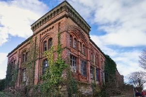 Rosefield Mill is one of the most remarkable buildings in Dumfries. It is the last of the great woollen mills that once lined the Nith and occupies a significant place in Dumfries' identity and heritage. Photo by Kerr Martin
