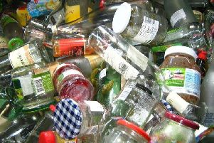 The recycling rate has seen a considerable increase since last year.