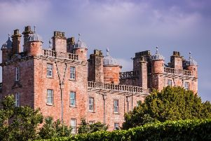 "The Duke of Buccleuch said that his company's investments will make a ""significant contribution to economic development in the South of Scotland""."