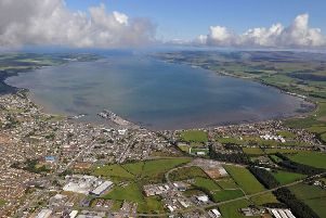 Stranraer Harbour is set to get a safety makeover.