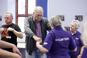 The Stroke Association provides support and information to stroke survivors and their families