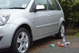 Police Scotland has said that anti-social behaviour, which includes littering and driving vehicles with non-standard exhaust systems fitted are just two areas they are clamping down on.