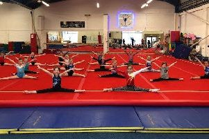 Dumfries Y Gymnastics needs community support for funding boost