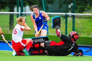 McKenzie Bell of Western Wildcats has been called up for Scotland (pic: Scottish Hockey)
