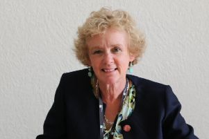 Dumfries and Galloway Council  Leader Elaine Murray