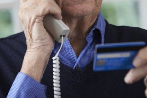 Landlines are being targetted