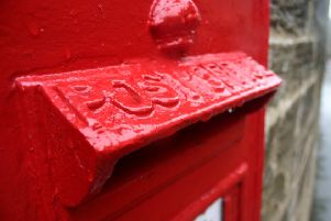 Dumfries and Galloway's mail delivery is meeting targets