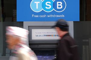 The TSB intends to cut its opening times at its Lanark branch from July.