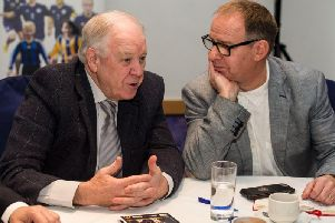 Craig Brown bossed Scotland from 1993 to 2001 and Motherwell from 2009 to 2010