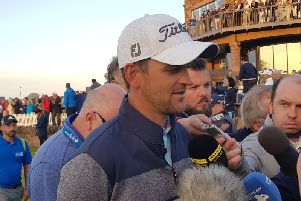 2019 Aberdeen Standard Investments Scottish Open winner, Bernd Wiesberger.